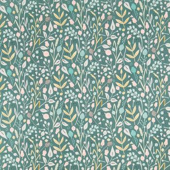 Meadow Flowers Apparel Fabric