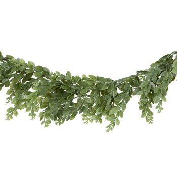 Green Leaves Garland