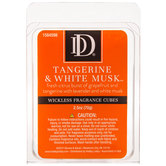 Tangerine & White Musk Wickless Fragrance Cubes