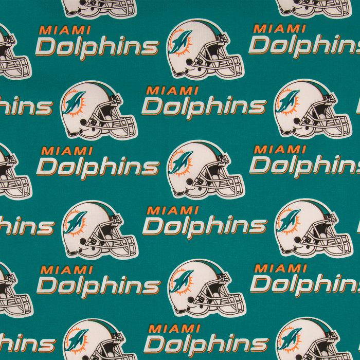 Nfl Miami Dolphins Cotton Fabric Hobby Lobby 955344