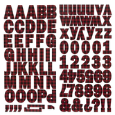 Franklin Alphabet Stickers