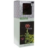 Light Up Rose Metal Garden Stake