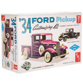 Ford Customizing Car Model