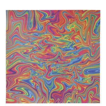 Rainbow Oil Self-Adhesive Vinyl