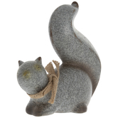 Gray Sitting Squirrel