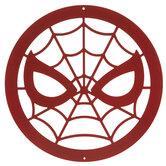 Spider-Man Web Metal Wall Decor