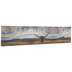 Longhorn & Landscape Canvas Wall Decor