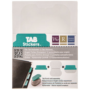 File Tab Stickers
