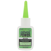 Medium Extreme Power Adhesive - 0.5 Ounce