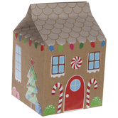 Gingerbread House Box Craft Kit