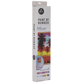 Palm Tree Sunset Paint By Number Kit