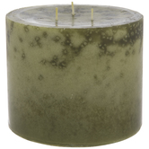 Honeydew Melon Pillar Candle