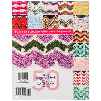50 Ripple Stitches Crochet Book
