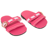 Pink Strap Doll Sandals