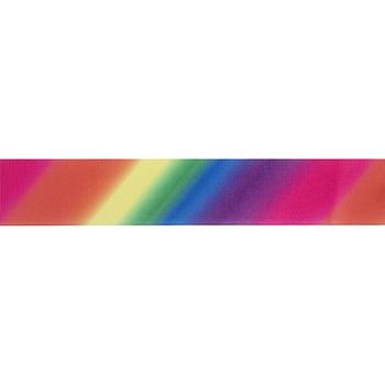 "Rainbow Grosgrain Ribbon - 1 1/2"""