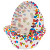 Confetti Dots Baking Cups