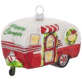Happy Camper RV Ornament