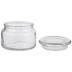 Cylinder Glass Jar - 10 Ounce