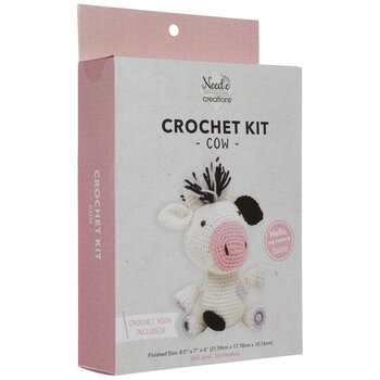 Cow Crochet Kit