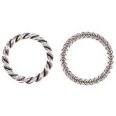 Metal Rings - XL