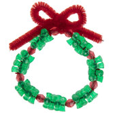 Holiday Wreath Ornaments Craft Kit