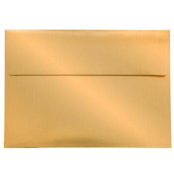 Gold Foil Envelopes - A7