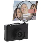 "Black Camera Clip Frame - 5"" x 3 1/2"""