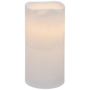 White LED Pillar Candle