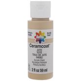 Jute Ceramcoat Acrylic Paint