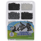 Black & White Perler Beads