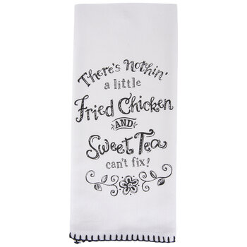 Fried Chicken & Sweet Tea Kitchen Towel