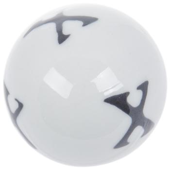 Mini Letter Decorative Sphere - X