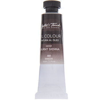 Burnt Sienna Master's Touch Oil Paint - 1.7 Ounce