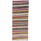 Handloom Striped Table Runner