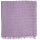 Lavender Waffle Woven Cloth Napkin