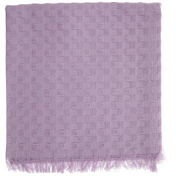 Lavender Waffle Woven Cloth Napkin