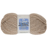 Biscuit I Love This Wool Naturals