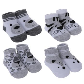 Animal Baby Ankle Socks