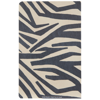 Zebra Print Bullet Journal