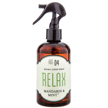 Mandarin & Mint Relax Room & Linen Spray