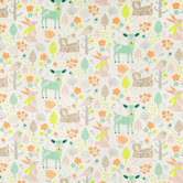 Forest Whisper Cotton Calico Fabric