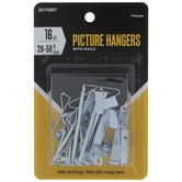 Picture Hangers With Nails