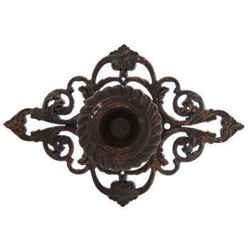 Antique Brown Pewter Knob