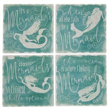 Mermaid Coasters