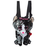 Kiki Cat Sequin Backpack