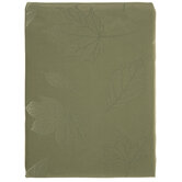 Green Leaves Tablecloth