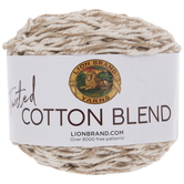 Lion Brand Twisted Cotton Blend Yarn
