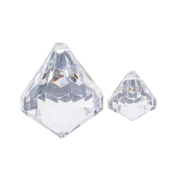 Faceted Finial Beads