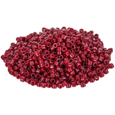 DB654 Dyed Opaque Cranberry Miyuki Delica Beads - 11/0