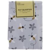 Bee & Flower Fat Quarter